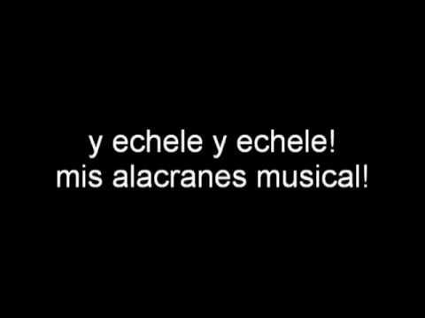 Mirame Amor - Alacranes Musical