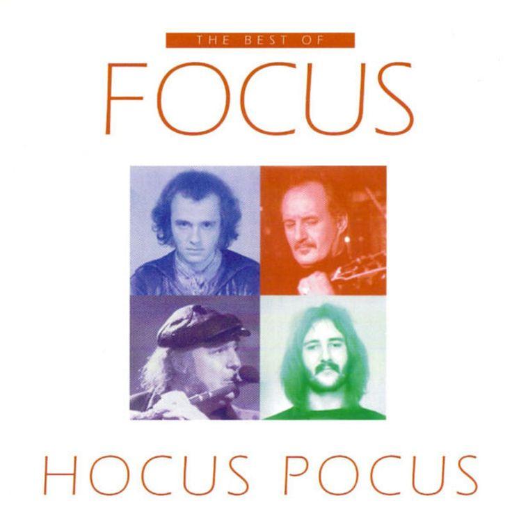 Hocus Pocus by Focus - The Best Of Focus / Hocus Pocus