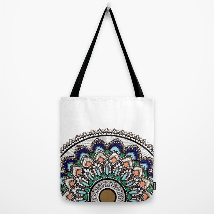 Follow Your Heart Tote Bag by Cosmic Revelations | Society6