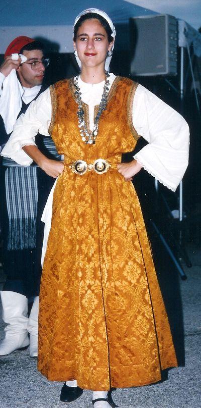 Samos costume