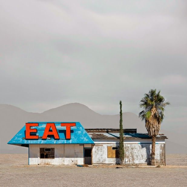 """Western Realty"" series by Ed Freeman | http://ineedaguide.blogspot.com/2015/03/ed-freeman.html | #photography"