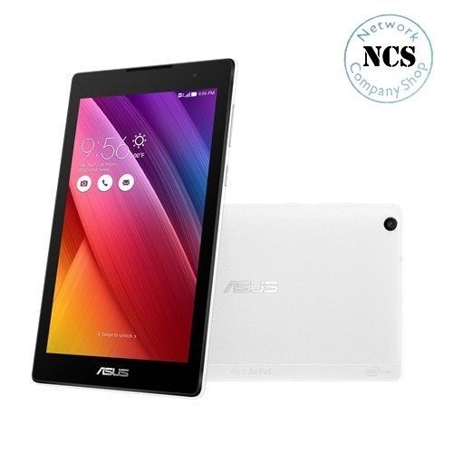 """ASUS ZENPAD C7 Z170CG-1B030A 7"""" BIANCO 3G, INTEL C3230RK, 1GB, 16GBSSD, AND.5.0"""