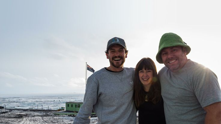 Air New Zealand: Journey Through Antarctica With National Geographic. #VoiceForAntarctica #AirNewZealand #AirNZ #Antarctica