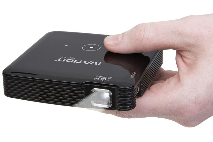 Portable Rechargeable HDMI Projector