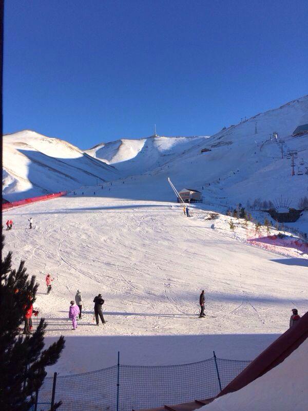 Erzurum Skiing ❤️❄️ Beautiful Turkey