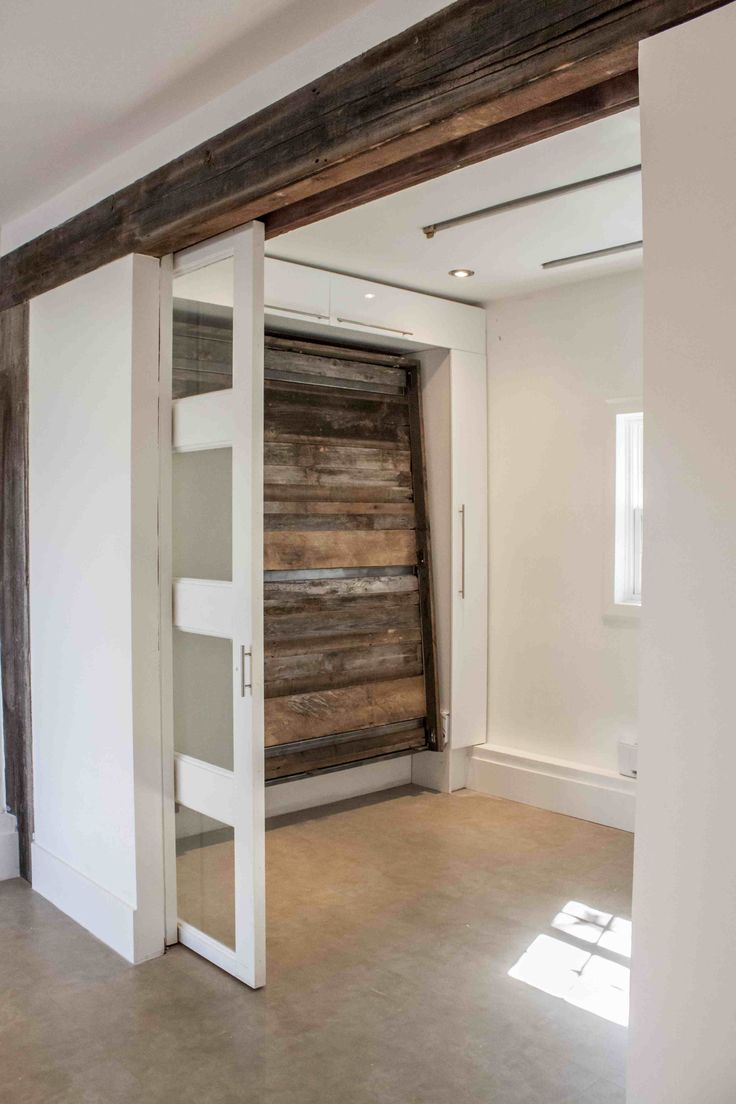 Best 25 rustic murphy beds ideas on pinterest diy for Murphy garage doors