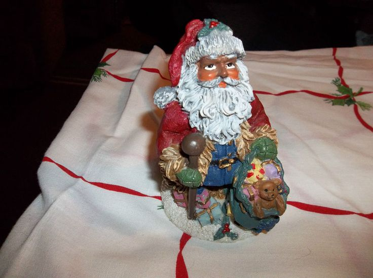 Best images about black santa claus on pinterest