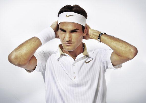 2009 Roger Federer collection