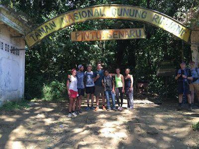 Hike to Crater Rim Rinjani 2 days 1 night Rim