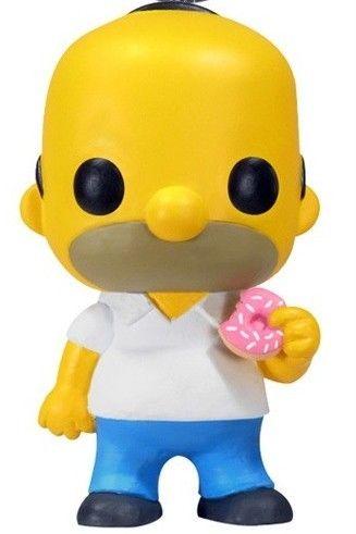 Even Homer looks cute as a bobble head