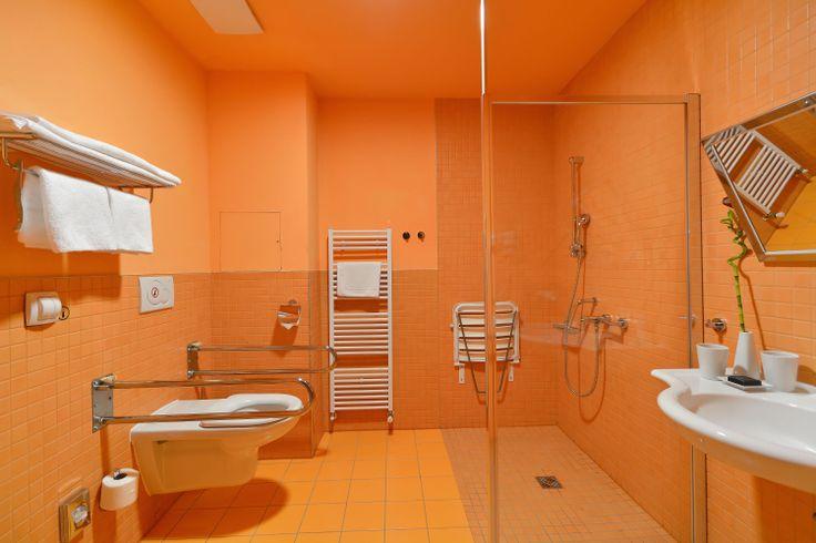 Disable room Superior - Bathroom