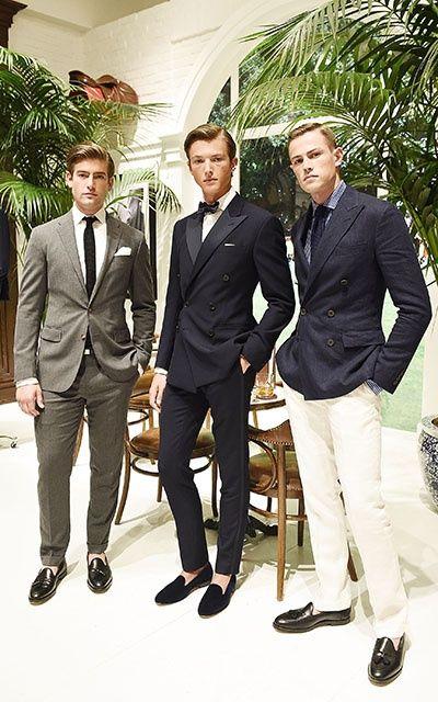 Men fashion NY 2015
