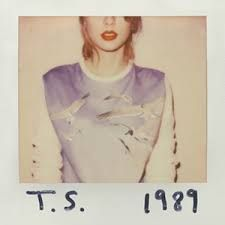 New at Fredricksen Library! Taylor Swift - 1989