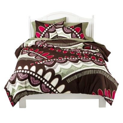 Boho Boutique Clover 3 Piece Comforter Set Target Online Clearance Home Decor