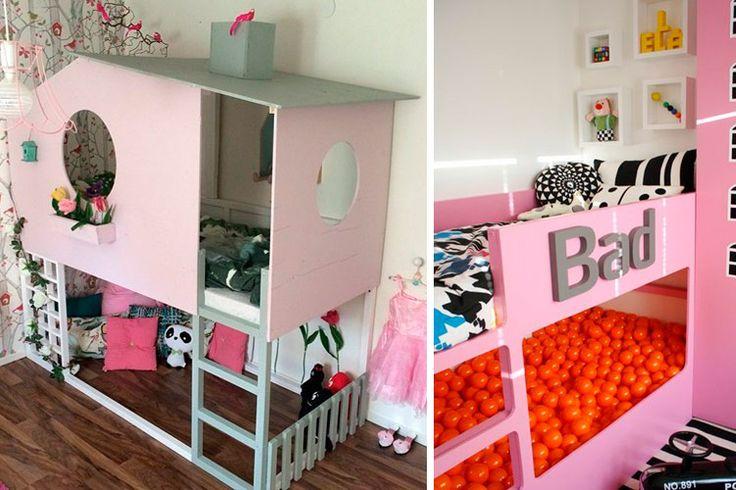17 mejores ideas sobre cama kura en pinterest - Decoracion infantil ikea ...
