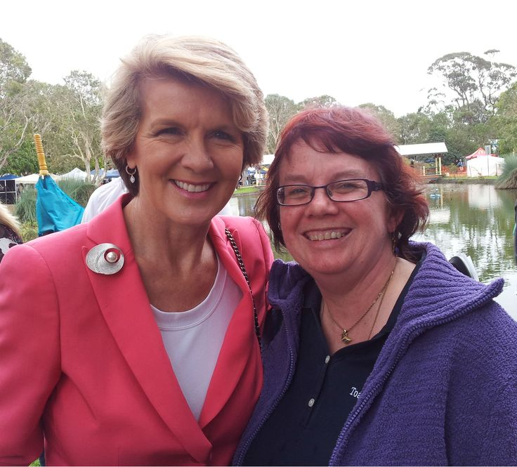 Julie Bishop Deputy Leader of the Liberal Party of Australia