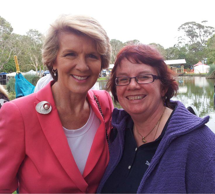 Julie Bishop Deputy Leader of the Liberal Party of Australia