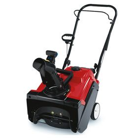 "Toro Power Clear 518ZE (18"") 99cc 4-Cycle Single-Stage Snow Blower w/ Electric Start - Model 38473"