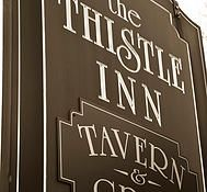 The Thistle Inn Restaurant - Boothbay Harbor,  Maine