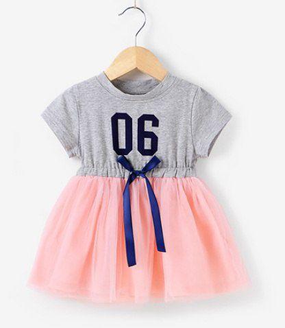 robe de fille de chemises