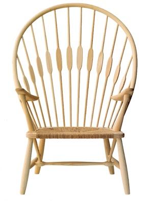 Hans J. Wegener - peacock chair - Denmark 1947