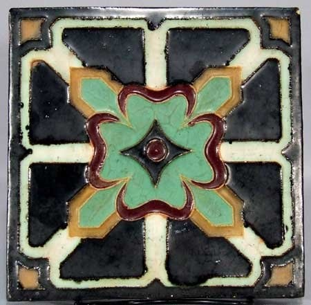 29 best images about fireplace tile inspiration on for Arts crafts tiles