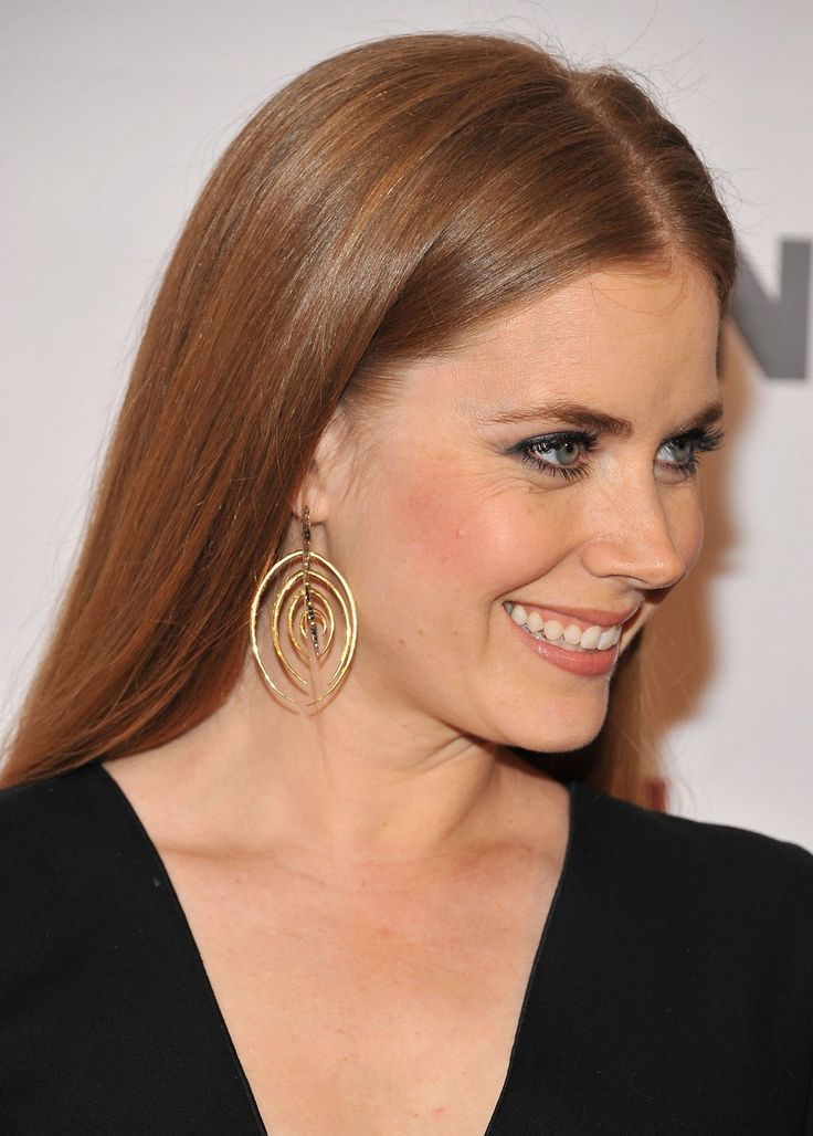 Amy Adams - Red hair!