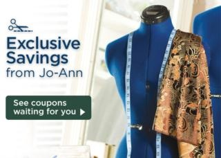Mobile coupons: JoAnn's accepts mobile phone coupons, set up on this website or on your phone!    Hobby Lobby does not accept mobile coupons, but they do accept copies.  Hancock Fabrics does not accept mobile phone coupons or reproducitons of coupons.