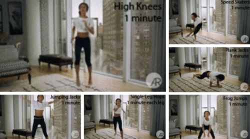 Egy nagyszerű módszer az otthoni zsírégetésre! Nincs szükség többé a fitneszterembe járni… - Ketkes.com