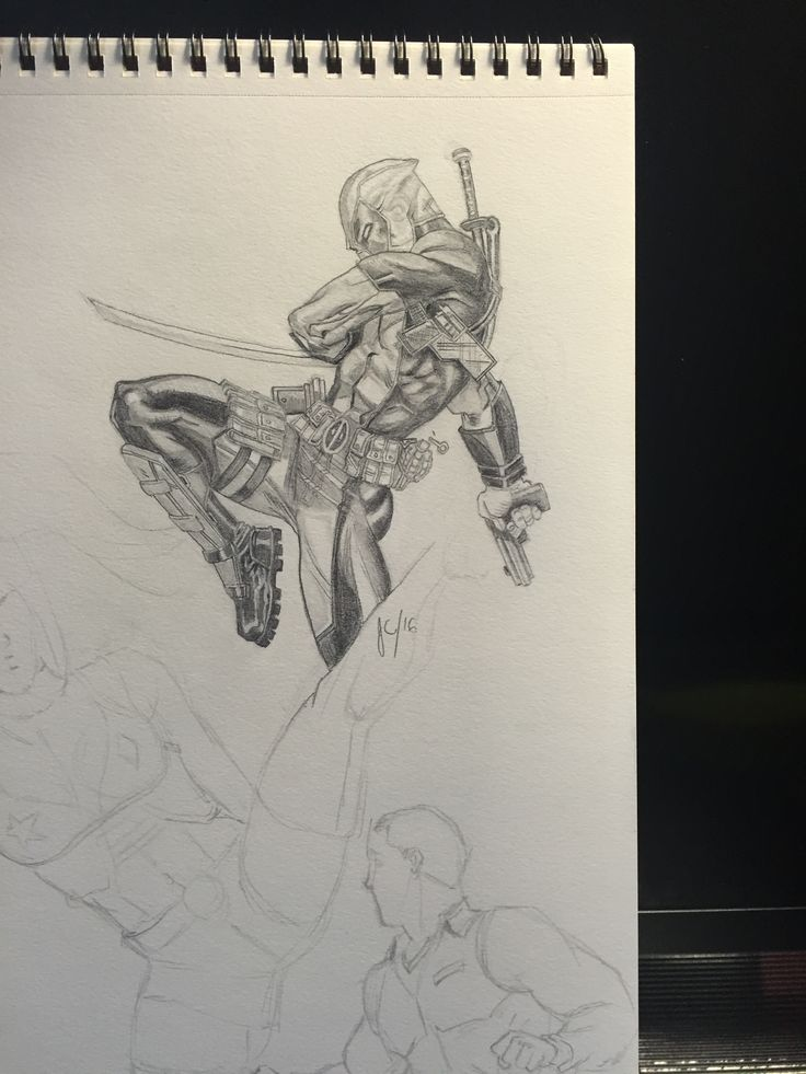 Sketches by Jill Caughy