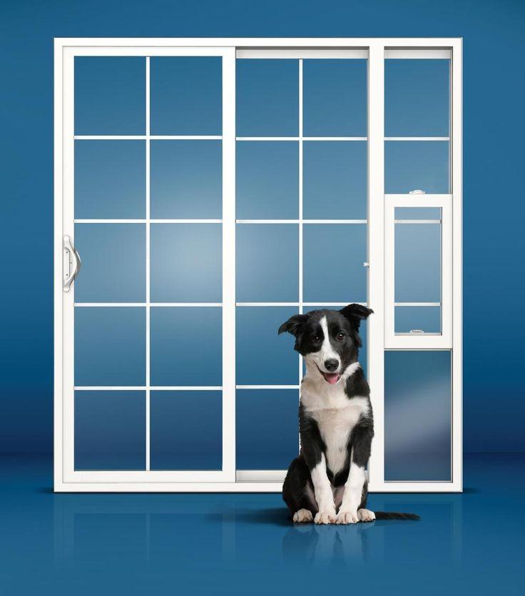 4 Panel Sliding Glass Door