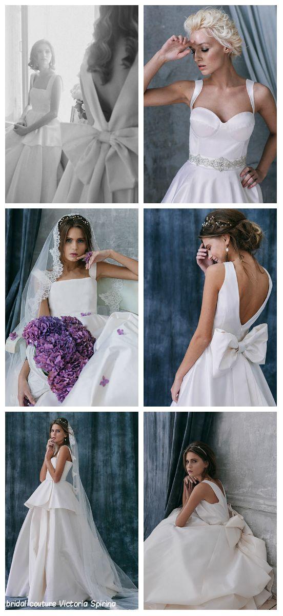 Для тех,  кто хочет быть красивой модной невестой! WWW.VICTORIASPIRINA.COM Свадебные платья необыкновенной красоты и лёгкости от мирового дизайнера Виктории Спириной. https://www.etsy.com/shop/VICTORIASPIRINA Платья из 100% натуральных тканей. Доставка по всему миру. # больших размеров свадебные платья # свадебные платья классические # свадебные платья богатые # серые свадебные платья # шифоновые свадебные платья # свадебные платья с открытыми плечами