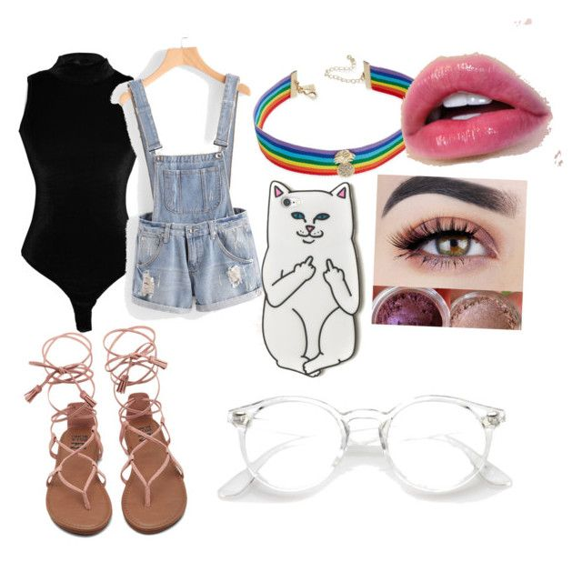 """""""Fresh👌🏻♡"""" by noemie-germain on Polyvore featuring mode, INC International Concepts et RIPNDIP"""