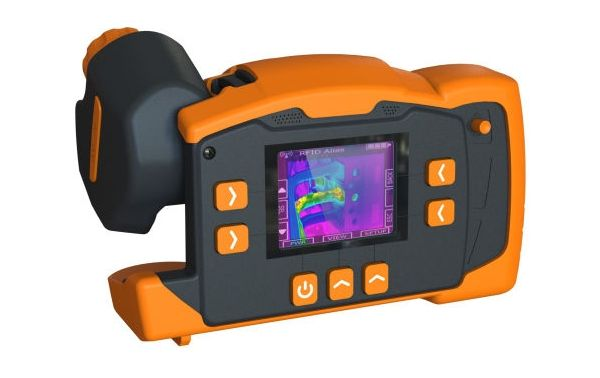 Cordex Instruments TC7000 thermal imaging camera for zone 1explosive areas