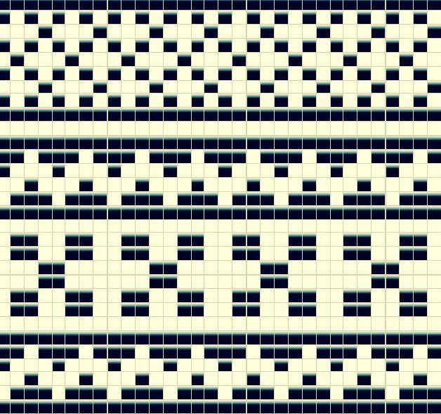Mønster til strikking