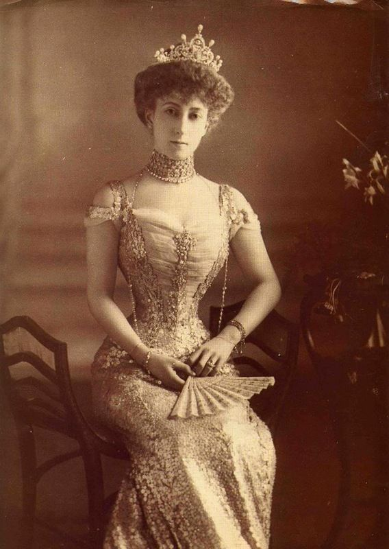 Queen Maud of Norway (former Princess of Great Britain -- daughter of King Edward & granddaughter of Queen Victoria)