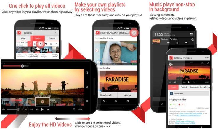 Riprodurre video di YouTube in Background su iOS e Android