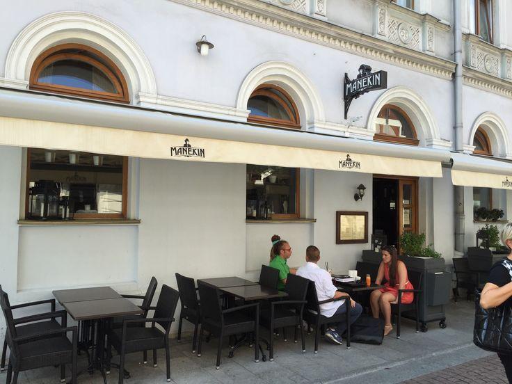Manekin in Łódź, Lódzkie