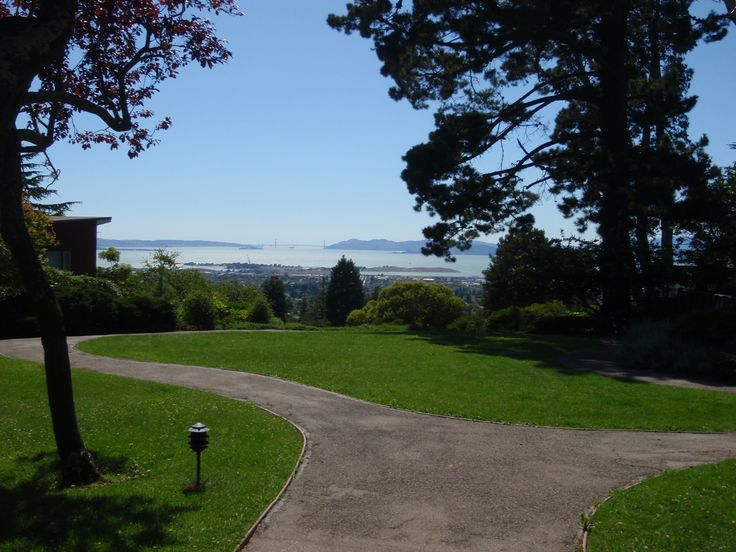 Lawrence Halprin Legacy: Greenwood Common, Berkeley, CA. Photo by Nancy Coulter