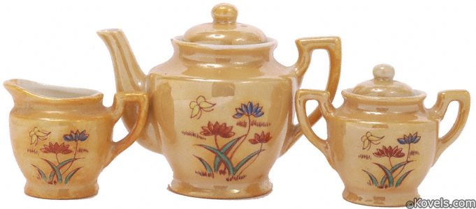 17 Best Images About Lusterware On Pinterest Antiques