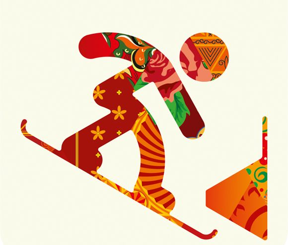2014 Winter Olympic Games pictograms | Sport | Gear