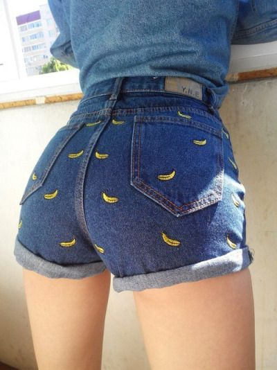 221 best denim shorts images on Pinterest