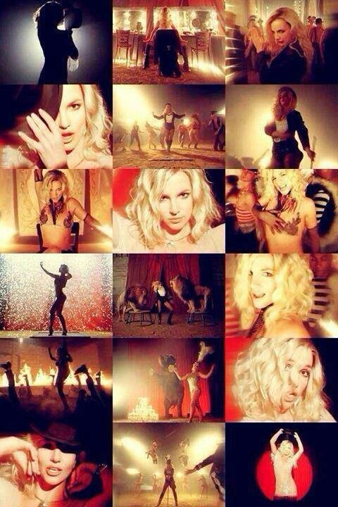 Circus - Britney Spears .