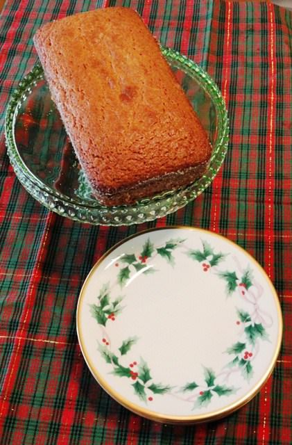 Amish Egg Nog Bread from the Friendship Bread Kitchen site!