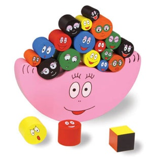 vilac barbapapa equilbrium game