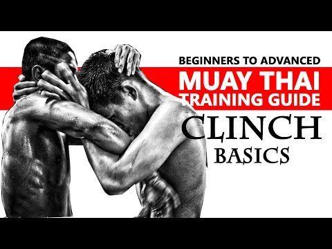 Muay Thai Clinch Basics | Figth Vision - YouTube