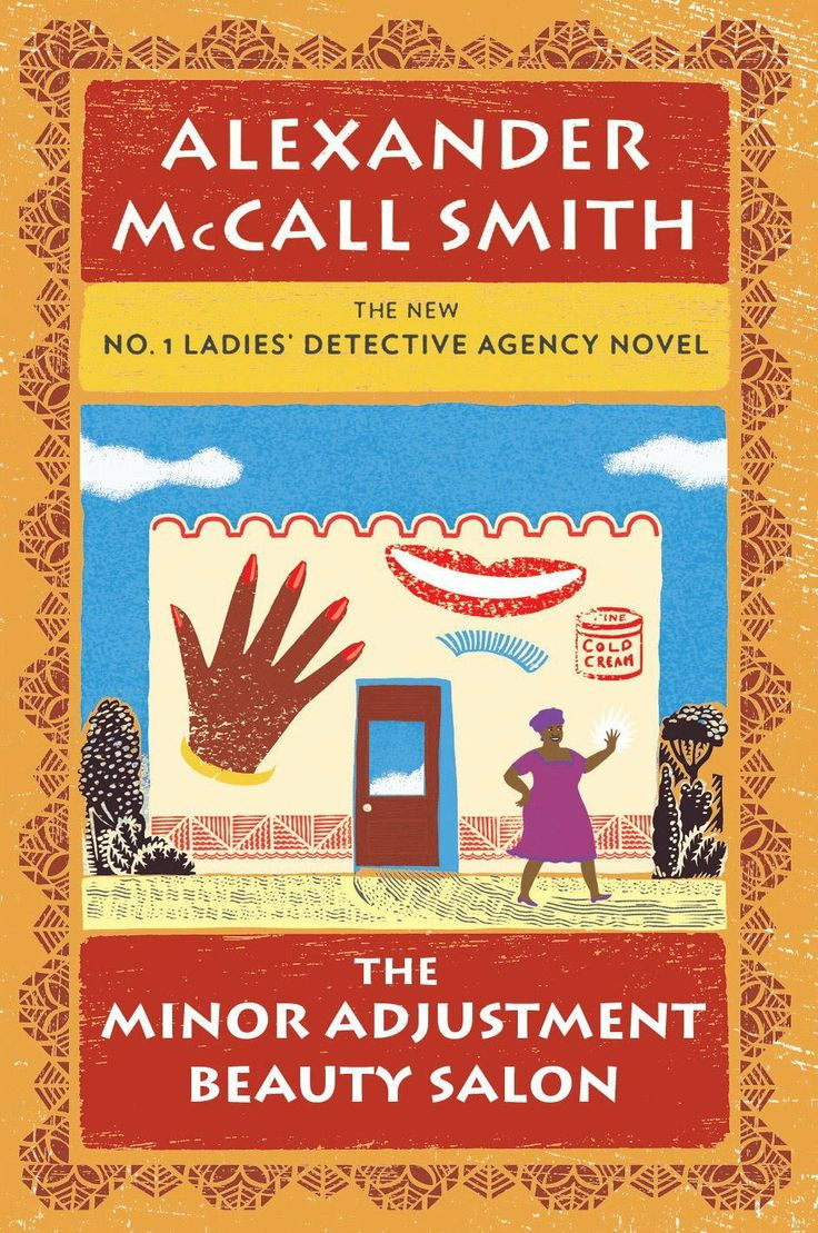 173 best thrillers new york times best sellers images on pinterest the minor adjustment beauty salon no 1 ladies detective agency product description the no 1 ladies detective agency series is moving to the fall fandeluxe Image collections