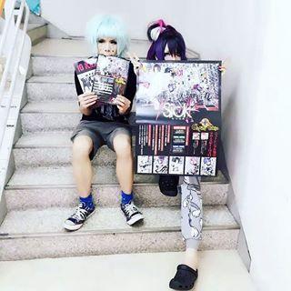 Yuzu & Takuma
