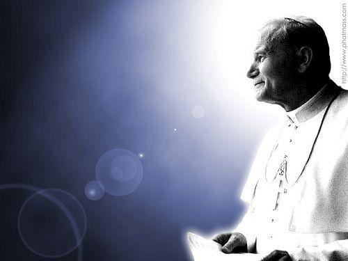 Juan Pablo II pope