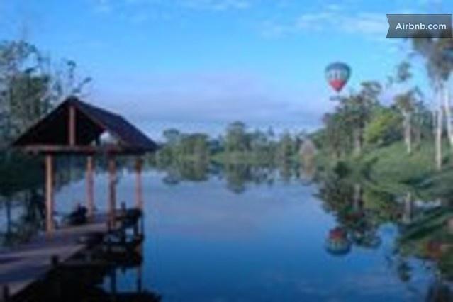 Escape al Lago de sus Sueños in Boca Arenal